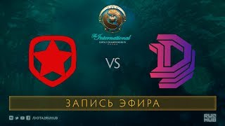 Gambit vs DD, The International 2017 Qualifiers [Adekvat, NS]