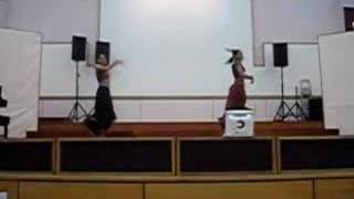 Aaja Nacle/Dola re dance rehearsal