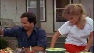 Cousin Eddie and Hamburger Helper