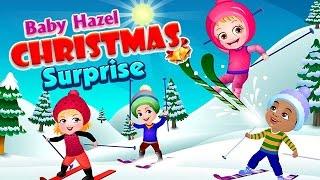 Baby Hazel Christmas Surprise Cartoon - Baby Hazel Full Episodes - Dora the Explorer