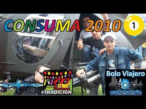 Consuma 2010 Vacaciones Agostinas El Salvador Parte 1