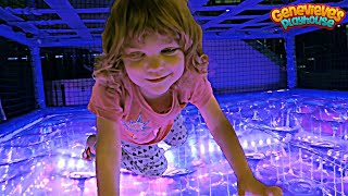 Family Fun with Genevieve at a Great Indoor Playground!
