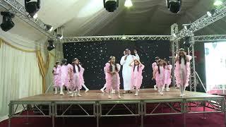 قناة اطفال ومواهب الفضائية حفل مهرجان نجران  39 اليوم 1