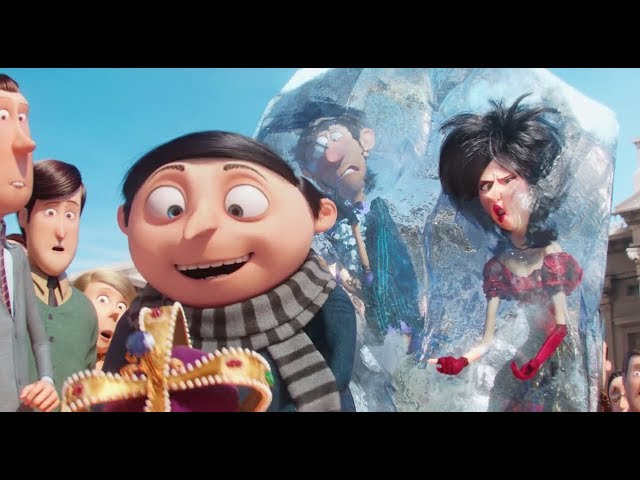 Minions 2015 young kid gru's first look 720p BluRay