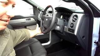 FORD F150 RAPTOR RIGHT HAND DRIVE RAPTOR  DELIVERY TO SOUTH AFRICAN CUSTOMER