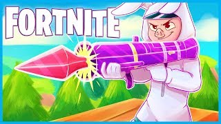The *NEW* GUIDED MISSILE LAUNCHER is INSANE in Fortnite: Battle Royale! (Rocket Rides & Wins)