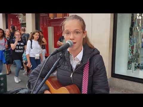 """Maroon 5 """"Girls Like You"""" - Allie Sherlock cover"""