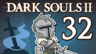 Dark Souls II - #32 - The Gutter - Side Quest  [1080p 60fps]