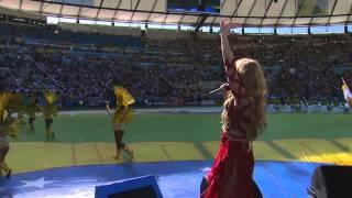 Shakira - La La La - Live at FIFA World Cup 2014 Closing Ceremony Brazil 2014