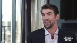 Michael Phelps Weighs in on Tiger Woods, Mental Health and His Growing Family