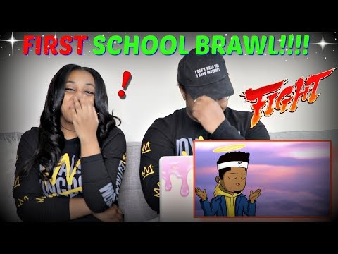 Xxx Mp4 Young Don The Sauce God MY FIRST SCHOOL BRAWL REACTION 3gp Sex