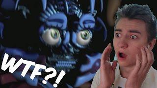 Five Nights at Freddy's SISTER LOCATION Trailer Reazione ITA