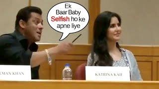 Salman Khan ने अपनी Gf Katrina Kaif के लिए गाया Race 3 का यह Romantic Song
