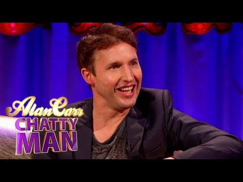 James Blunt Needs More Haters - Alan Carr: Chatty Man