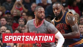 Dwyane Wade to the Cavaliers this season?   SportsNation   ESPN