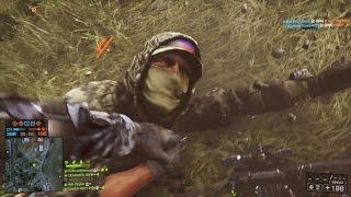 Battlefield 4 - BEST TEAMMATES EVER!