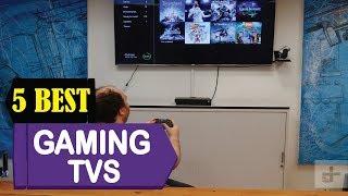 5 Best Gaming TVs 2018   Best Gaming TVs Reviews   Top 5 Gaming TVs