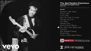 Jimi Hendrix - Hey Baby (New Rising Sun) - LA Forum 1970