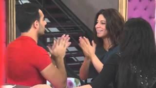 لعب ليث ابوجوده وليا مخول_ Lea Makhoul & Laith Abu Joda
