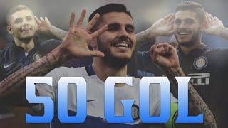 Tutti i 50 gol di Mauro Icardi con l'Inter | By Pianeta INTER