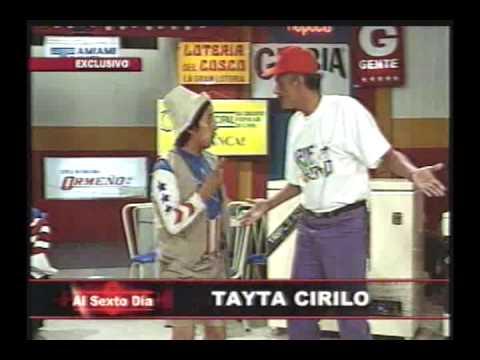 Tayta Cirilo la vida y logros del entrañable Ubaldo Huamán