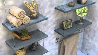 Shelving Bathroom Collection