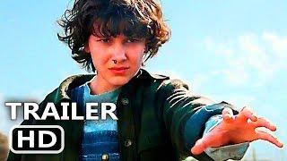 STRANGER THINGS Season 2 Final Trailer (2017) Netflix Sci Fi TV Show HD