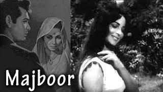 Majboor (1964) Hindi Full Movie |  Biswajeet | Waheeda Rehman | Lalita Pawar | Hindi Classic Movies