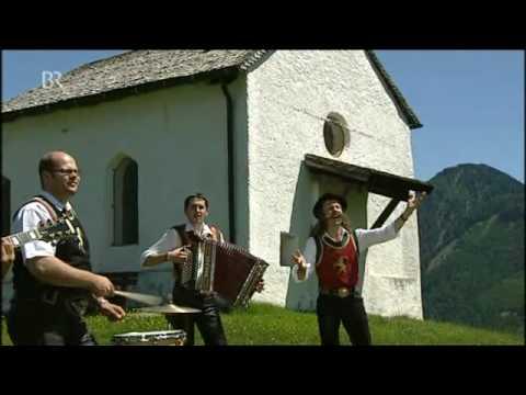 Die Mayrhofner Der Ruf der Berge
