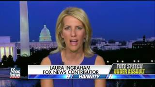 Ingraham to Hannity: Let