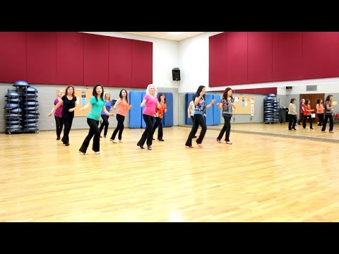 I'll Be There (Maggie G) - Line Dance (Dance & Teach in English & 中文)