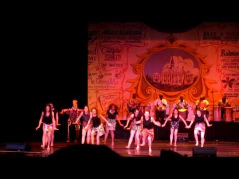 Xxx Mp4 BHS 2012 Afro Haitian Dance Show Kuku 3rd Period Class 3gp Sex