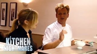 Struggles on Opening Night - Ramsay's Kitchen Nightmares