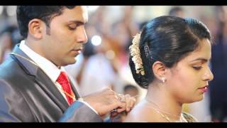 Binil gleena wedding highlights
