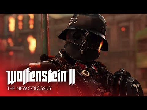 Xxx Mp4 NO MORE NAZIS New Gameplay Trailer – Wolfenstein II The New Colossus 3gp Sex