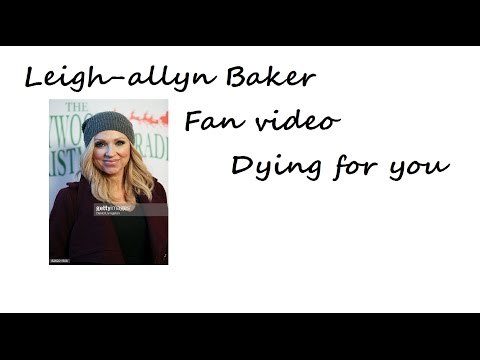 Xxx Mp4 Leigh Allyn Baker Fan Video 3gp Sex
