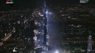 افتتاح برج دبي اعلى برج في العالم - معكم تيوب HQ