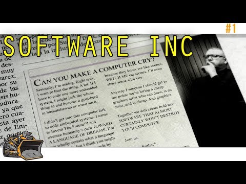 I'm starting a software company | Software Inc part 1