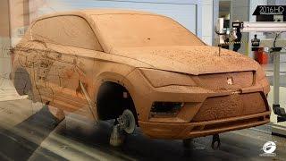A car in 1400 days: Car Design Process at SEAT