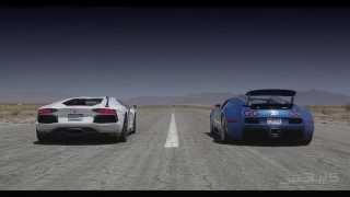 سریعترین سوپر اسپرت دنیا، اونتادور یا ویرون ؟!
