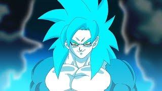 Dragonball Super - Goku's Ultimate Transformation