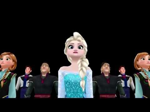 Disney s Frozen Thriller by Michael Jackson