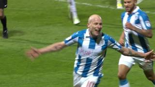 HIGHLIGHTS: Huddersfield Town 3-0 Norwich City