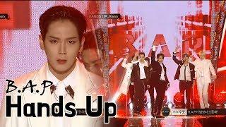 B.A.P- HANDS UP, 비에이피 - 핸즈업 @2017 MBC Music Festival