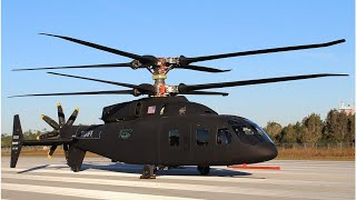 Sikorsky-Boeing team unveils first SB1 Defiant helicopter - babanews
