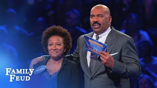 Wanda Sykes plays Fast Money! | Celebrity Family Feud