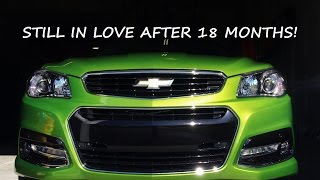 What I do like about my Chevy SS