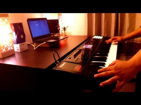 Elomelo Kromosho - Vikings ( Keyboard Solo cover)