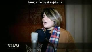GUE DUA - Video dan lirik Lagu Basuki Djarot - BTP ( Bersih Transparan Profesional )