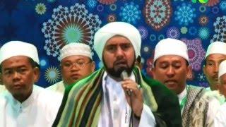 Habib Syech bin Abdul Qodir Assegaf - Tabligh Akbar Menganti Bersholawat